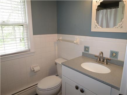 Orleans Cape Cod vacation rental - Guest Bathroom (2nd Level)