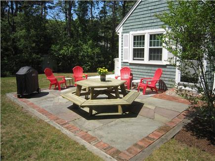 Orleans Cape Cod vacation rental - Spacious Back Yard