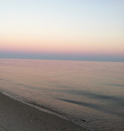West Harwich Cape Cod vacation rental - Enjoy beautiful sunset evenings at the beach!