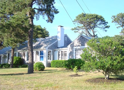 West Harwich Cape Cod vacation rental - Front of the house