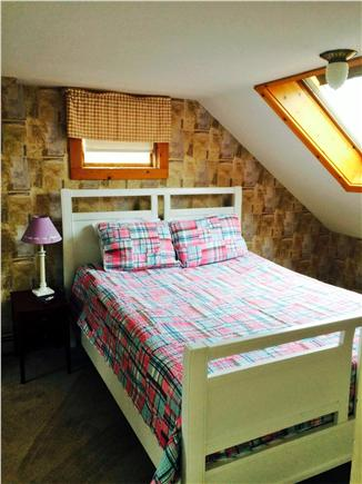Harwichport Cape Cod vacation rental - 2nd floor Queen Bedroom, includes a twin in the loft and 1/2 bath