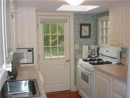 Harwichport Cape Cod vacation rental - Updated Gallery Style Kitchen