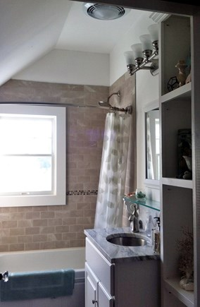 Barnstable Cape Cod vacation rental - Shared full bath for Bedrooms  2 & 3. All bedrooms on 2nd floor.