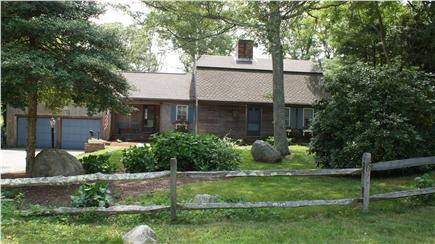 Orleans Cape Cod vacation rental - Front view of home