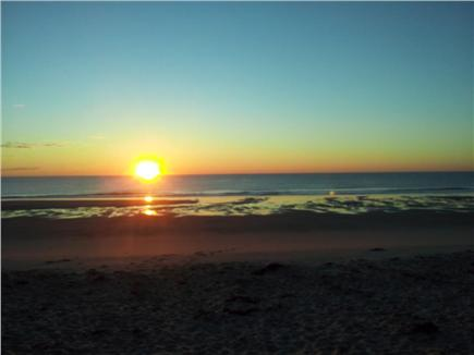 Orleans Cape Cod vacation rental - Wake up early, grab coffee at the sparrow and watch the sunrise