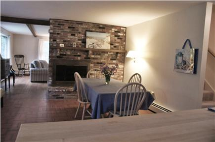 Orleans Cape Cod vacation rental - Dining room table for 6