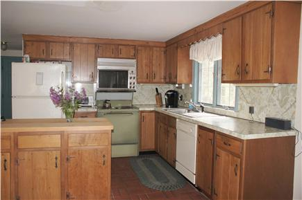 Orleans Cape Cod vacation rental - Clean and open kitchen