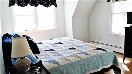 Orleans Cape Cod vacation rental - Upstairs bedroom - king size bed (two twins put together)