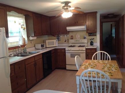 Hyannis/Centerville Cape Cod vacation rental - Eat-in kitchen