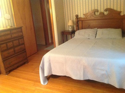 Hyannis/Centerville Cape Cod vacation rental - Back bedroom with queen bed
