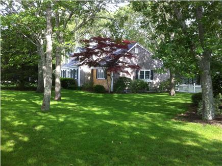 Yarmouth, Bass River Cape Cod vacation rental - Large corner Lot