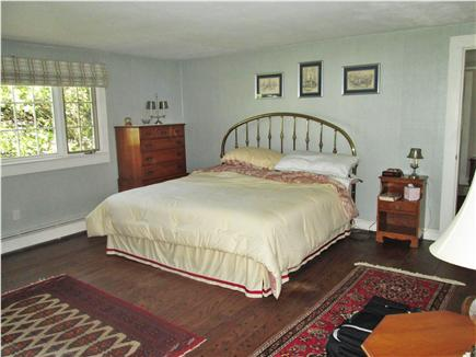 Yarmouth, Bass River Cape Cod vacation rental - Master bedroom with adjacent bath