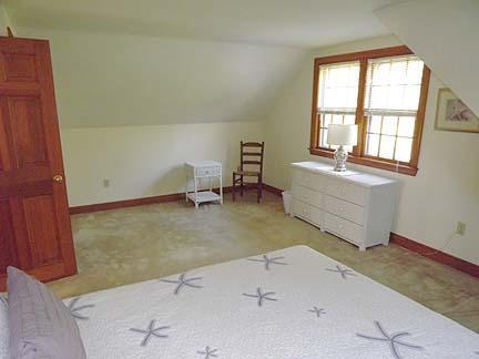 South Chatham Cape Cod vacation rental - Second floor queen Starfish Room