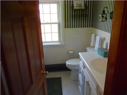 West Falmouth Cape Cod vacation rental - 2nd Floor Bathroom