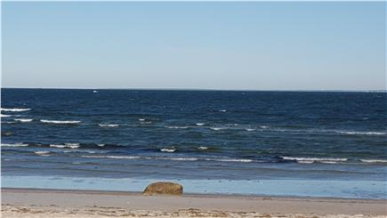 West Falmouth Cape Cod vacation rental - Old silver beach