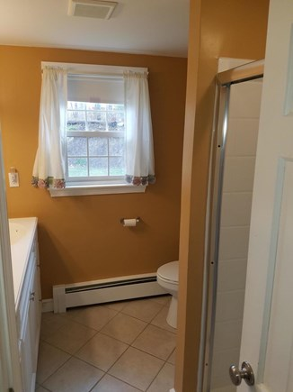 West Falmouth Cape Cod vacation rental - First floor full bathroom