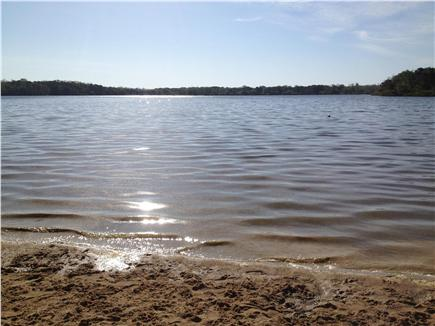 Eastham Cape Cod vacation rental - Wiley Park/Great Pond (nearest beach)