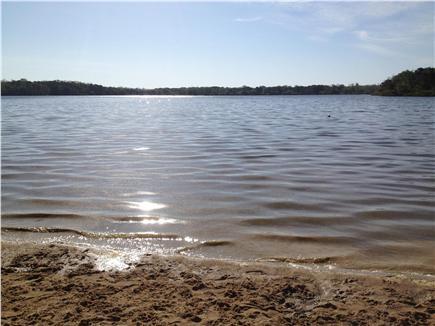 Eastham Cape Cod vacation rental - Wiley Pond (nearest beach)