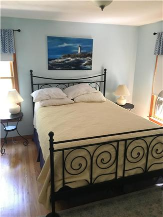 Eastham Cape Cod vacation rental - Downstairs bedroom with ensuite bathroom