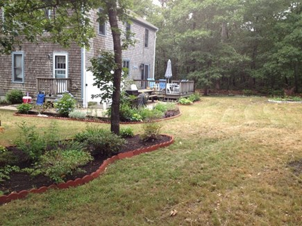 Eastham Cape Cod vacation rental - Backyard retreat