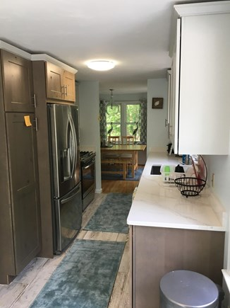 Eastham Cape Cod vacation rental - Bright kitchen with a complete remodel in 2018.