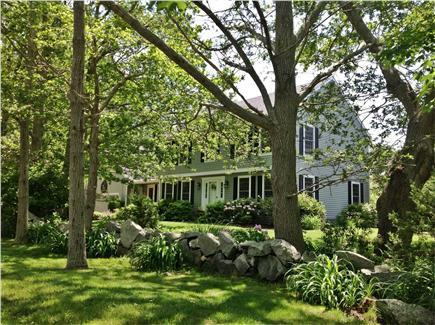 Dennis Village Cape Cod vacation rental - View of the house from the street