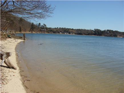 South Dennis Cape Cod vacation rental - Private Association Beach at  Follins Pond - Just a 1 min. walk