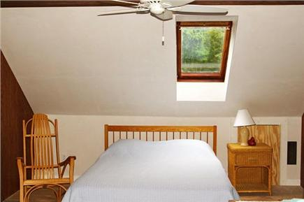West Falmouth Cape Cod vacation rental - Queensize bedroom 2- 2nd floor