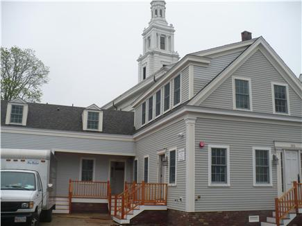 Provincetown Cape Cod vacation rental - Provincetown vacation rental ID 23279  Outside the big house