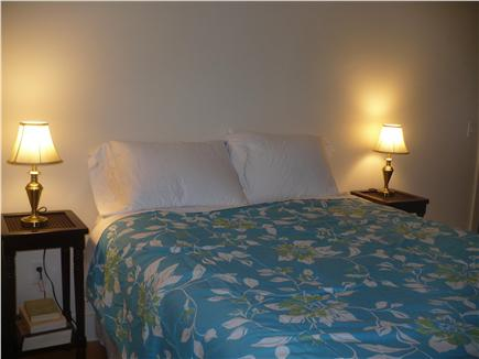 Provincetown Cape Cod vacation rental - One block from crazy Commercial St. fun,  Bradford St. is quiet.
