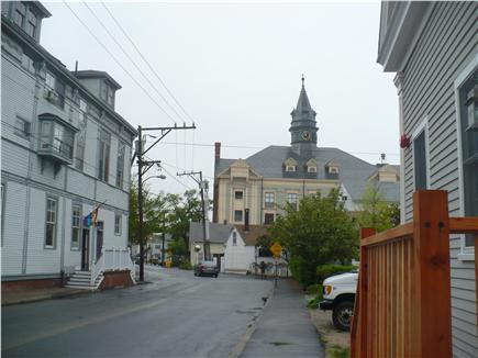 Provincetown Cape Cod vacation rental - Our block is like a bit of old Europe in the heart of Ptown....