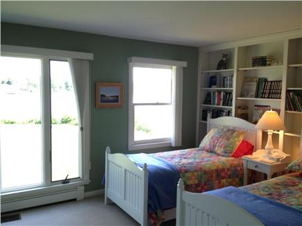 East Orleans Cape Cod vacation rental - Twin Bedroom with waterfront views
