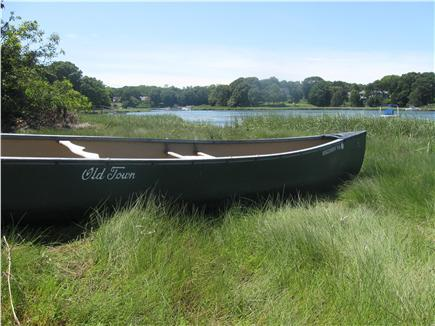 East Orleans Cape Cod vacation rental - Launch small boats from the house, rental includes Canoe!