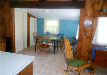 West Harwich Cape Cod vacation rental - Dining area