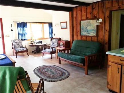 West Harwich Cape Cod vacation rental - View towards hallway