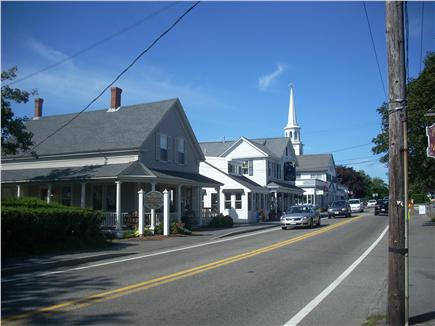 West Harwich Cape Cod vacation rental - Downtown Harwichport