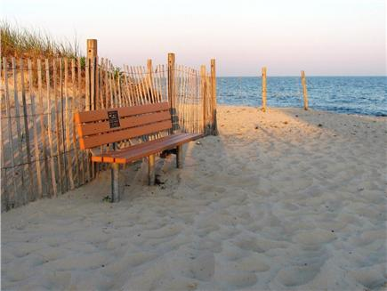 Dennisport Cape Cod vacation rental - Inman Street Beach on Nantucket Sound