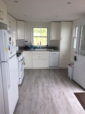 Truro Cape Cod vacation rental - Newly renovated kitchen