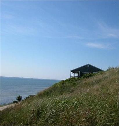 Truro Cape Cod vacation rental - Panoramic view of  home on Corn Hill