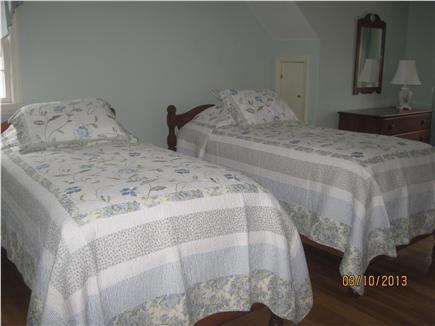 Harwich Cape Cod vacation rental - Twin bedroom upstairs