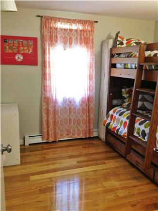 Falmouth Cape Cod vacation rental - Bunk bed, trundle bed, and roll away twin bed