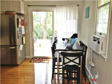 Falmouth Cape Cod vacation rental - Open Dining area