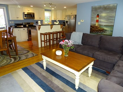 West Yarmouth Cape Cod vacation rental - Open living space, great for gathering together