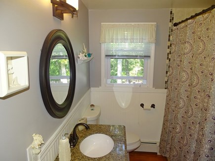 West Yarmouth Cape Cod vacation rental - Recently remodeled bathroom