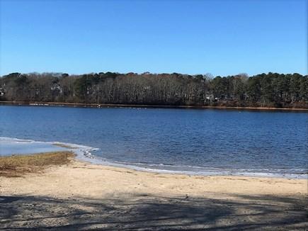 West Yarmouth Cape Cod vacation rental - Walk to Big Sandy Pond around the corner