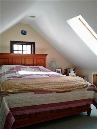 Eastham Cape Cod vacation rental - Sleeping loft with queen sized bed