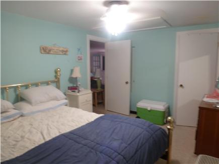 West Dennis Cape Cod vacation rental - Back bedroom, second view