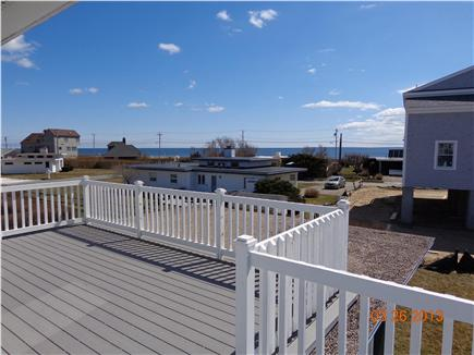 Falmouth Cape Cod vacation rental - 2nd Floor Deck