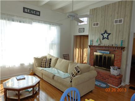 Falmouth, 48 Bywater ct Cape Cod vacation rental - Family Room