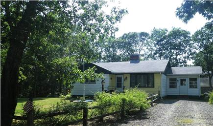 Eastham Cape Cod vacation rental - Secluded private area